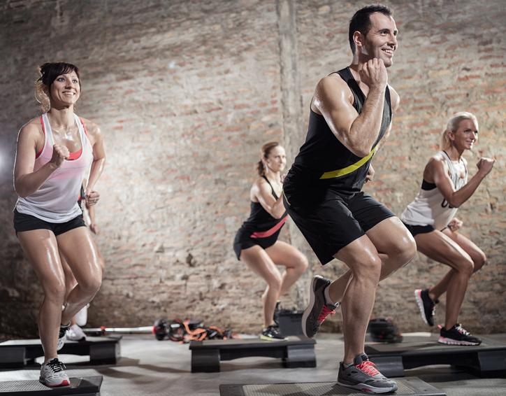 Step -Neofitness-Salle de fitness angers-club de remise en forme angers-Les Mills angers-Montreuil-Juigné-Angers 49